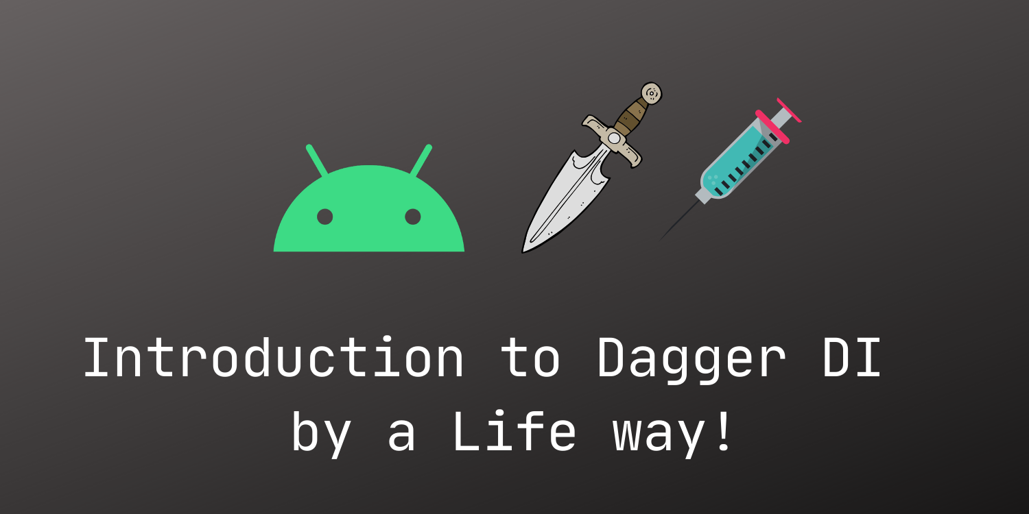 Dagger by a Life way!