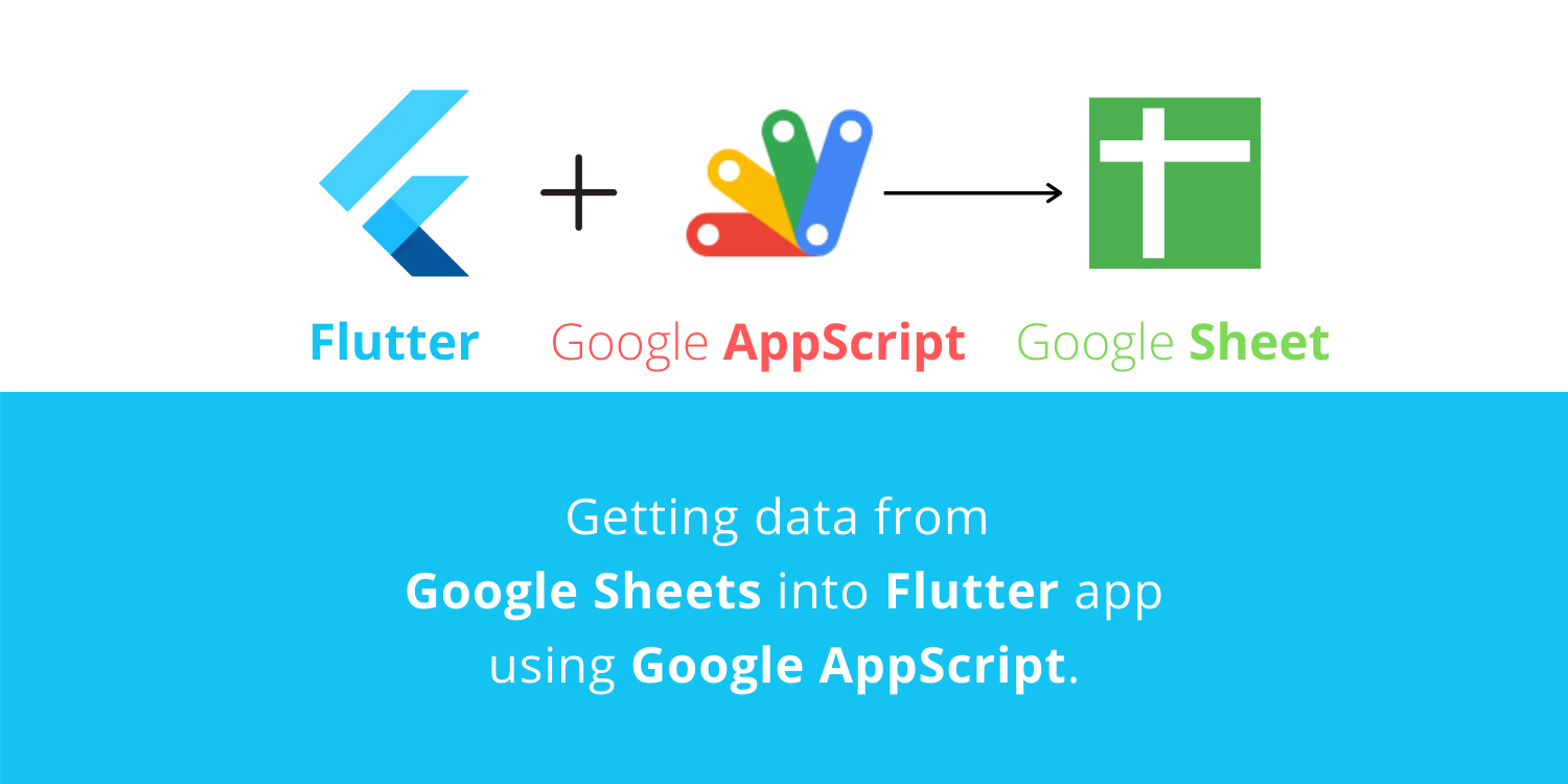 Flutter to Google Sheets - Part 2